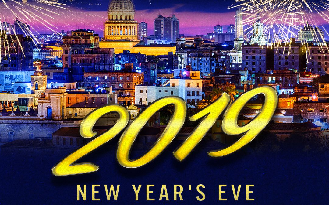 New Year's Eve at Havana 1920