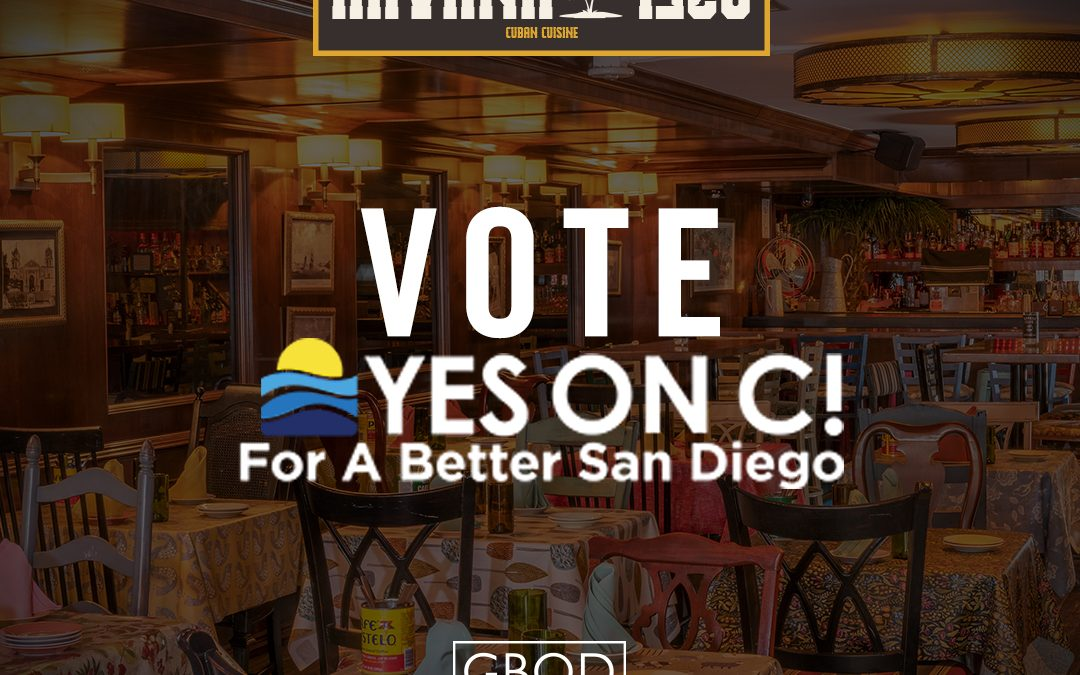 Yes on C! For a Better San Diego!